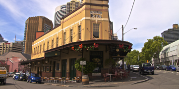 Australian Hotel, Sydney