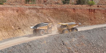Off Road Heavy Earth Moving Equipment
