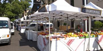 The Rocks Food Markets