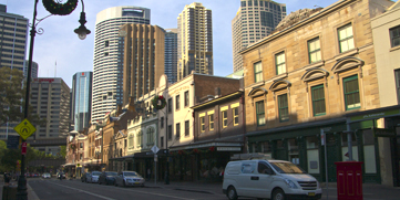 George Street, The Rocks