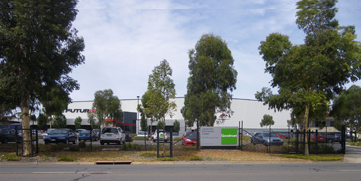 Industrial Warehouse, Western Sydney