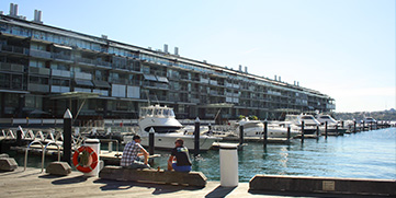 Pier 4-5, Walsh Bay