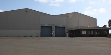 Industrial Warehouse, Port Kembla