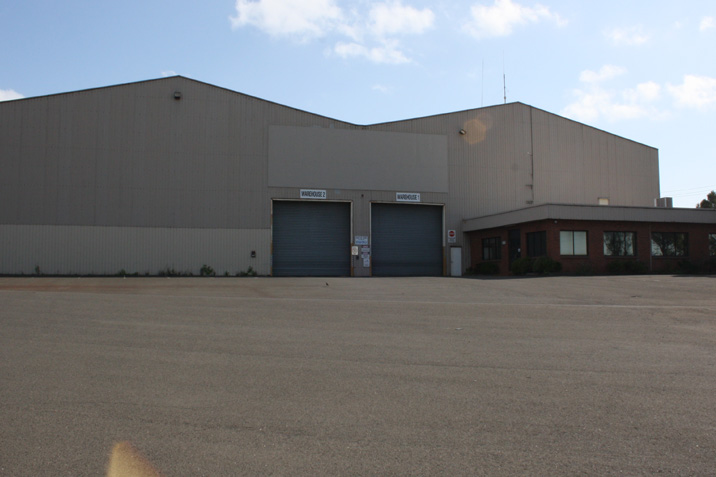 Industrial Warehouse, Port Kembla