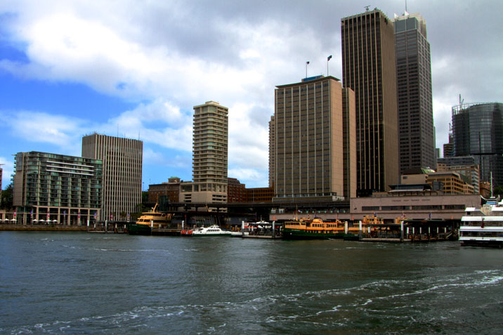 AMP Buildings, Sydney