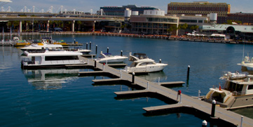 Darling Harbour Marina