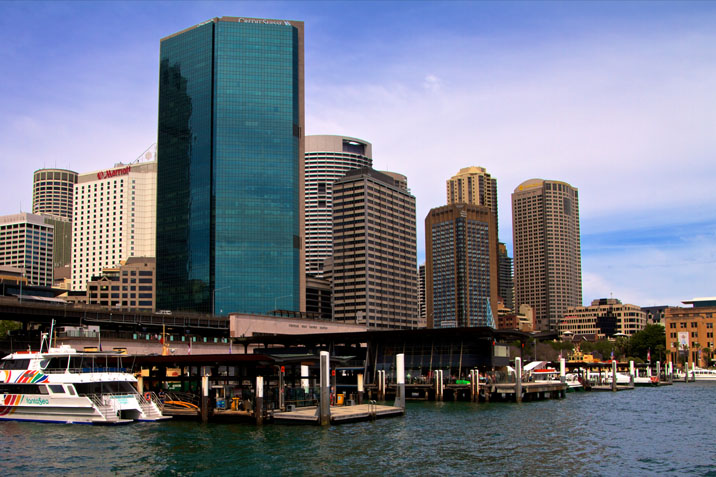 Circular Quay Investment Properties, Sydney