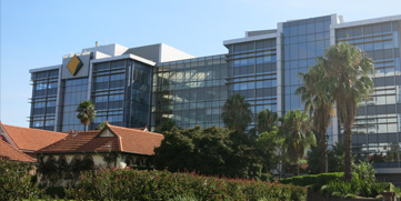 Commonwealth Bank Offices, Sydney Olympic Park