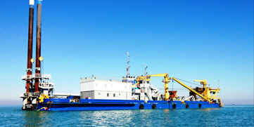 Dredging Equipment, Darwin Harbour