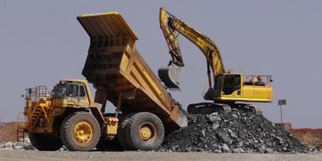 Off Highway Track Excavator