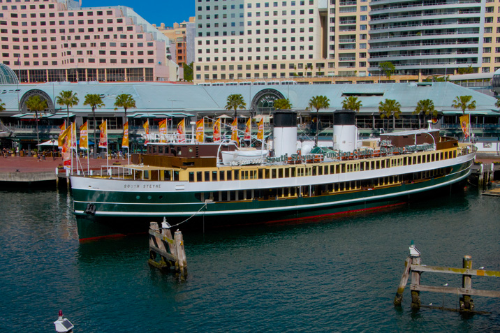 South Steyne Ferry Restaurant, Darling Harbour