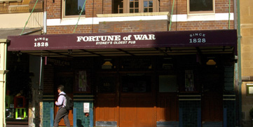 Fortune Of War Hotel & Russell Hotel