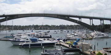 Gladesville Bridge Marina, Sydney