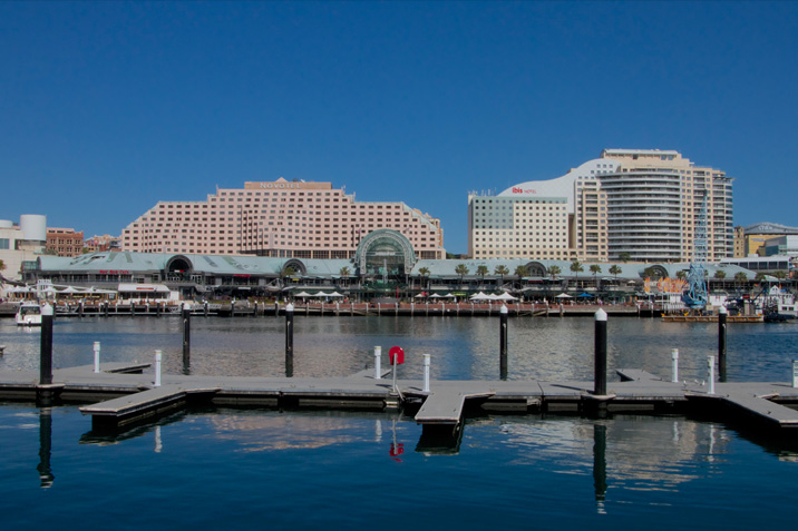Ibis and Novotel Hotels, Darling Harbour
