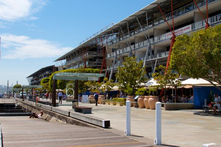 King Street Wharf, Sydney
