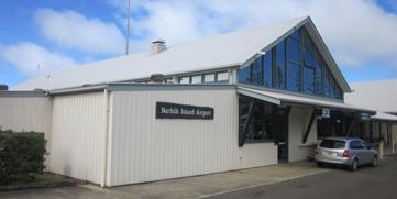 Norfolk Island Airport, Offshore Australia