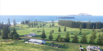 Norfolk Island, Offshore Australia