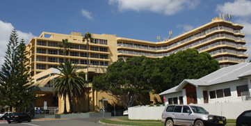 Novotel Hotel, North Beach Wollongong