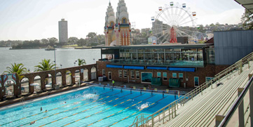 North Sydney Pool and Restaurants