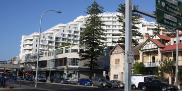 Novotel Hotel, Sans Souci