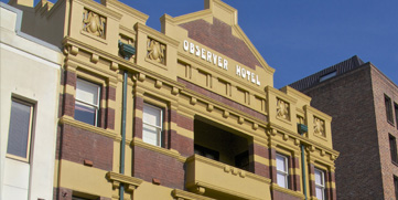 Observer Hotel, The Rocks