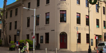Orient Hotel, The Rocks