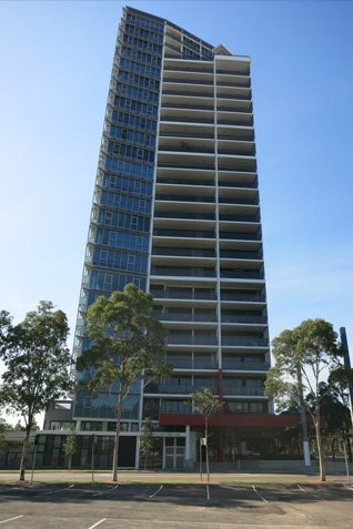 Residential Tower, Sydney Olympic Park