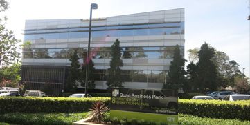 The Quad Business Park, Sydney Olympic Park