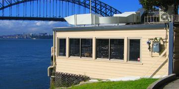 Sails Restaurant, North Sydney