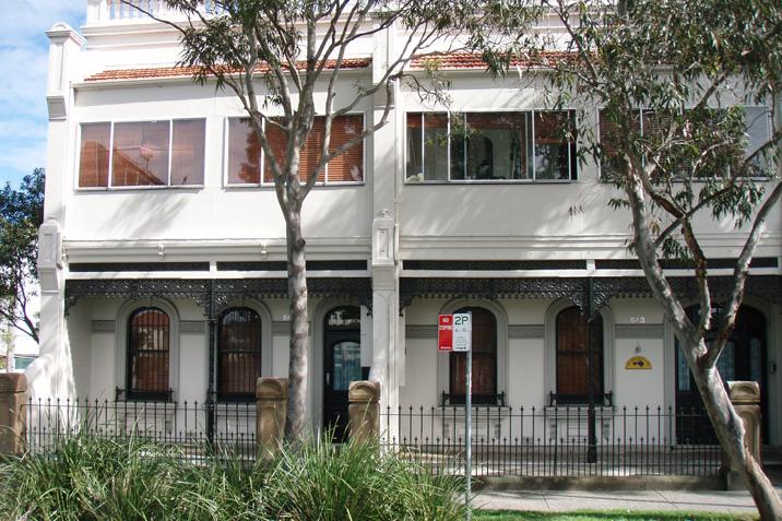 Heritage Terraces, Sydney