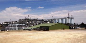 Winery Inclusive of Tank Farm