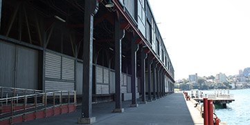 Pier 2/3, Walsh Bay