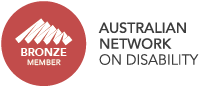 Australian Network On Disability Bronze Medal