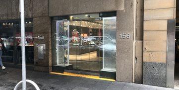 Retail & Bulky Goods – 156 Castlereagh Street, Sydney