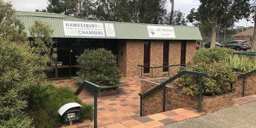 Hawkesbury Business Chambers – 1 Dight Street Windsor